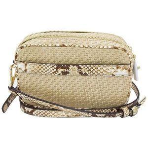 NWT Michael Kors Capsule Kenly Crossbody Bag
